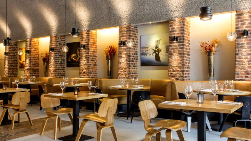 Paneles_de_ladrillo_Restaurante_Decoración