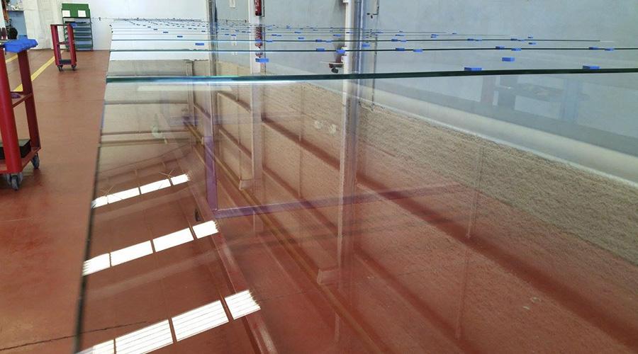 cristal en la fabrica cortinas de crsital OldStonesEspacios castellon