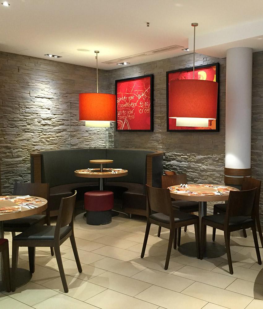 pared piedra oldstones restaurante