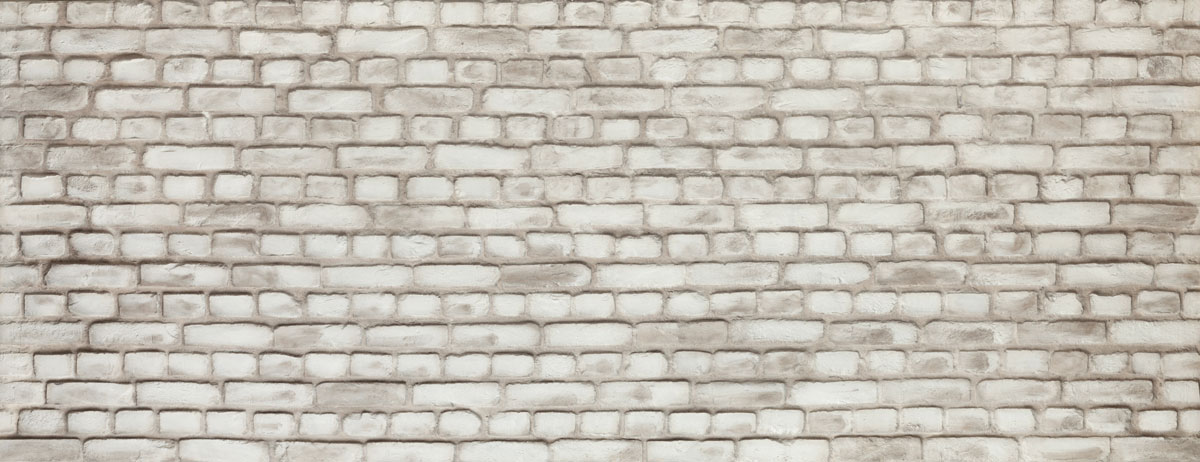 pared de ladrillo gris con panel decorativo fibra de vidrio oldstones ladrillo macizo blanco roto - Pared Ladrillo Blanco