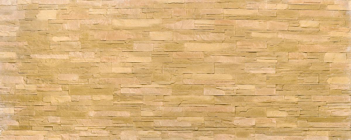 panel de piedra oldstones lascas ocre