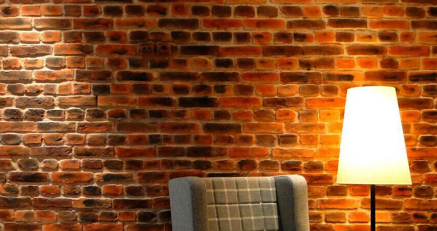 Paneles de ladrillo old stones espacios - Ladrillo decorativo interior ...